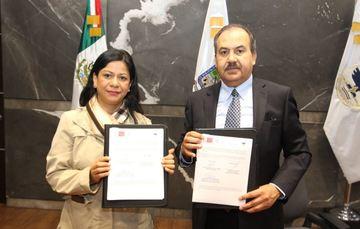 El Poder Judicial de Nuevo León y el AGN firman convenio