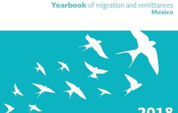 Presentación del Anuario de Migración y Remesas. México 2018 en 40 FIL Palacio de Minería