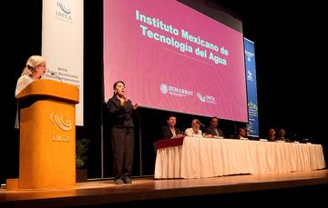 Josefa González Blanco, titular de la Secretaría de Medio Ambiente y Recursos Naturales (SEMARNAT)