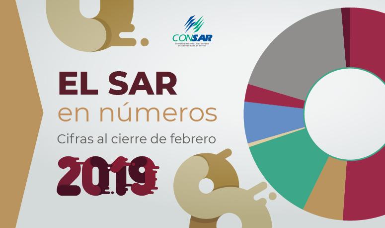El SAR en números