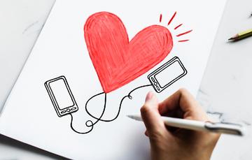 El amor en tiempos de conexión
