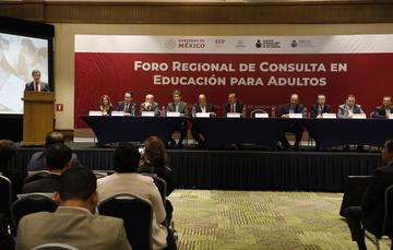 Tercer Foro de Consulta en Educación Para Adultos