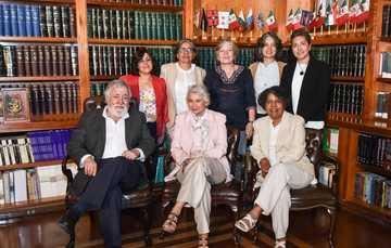 La Secretaria de Gobernación, Olga Sánchez Cordero, eligió a María Candelaria Ochoa Ávalos como la nueva titular de la CONAVIM.