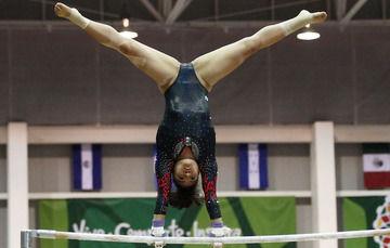 La bajacaliforniana avanzó a la pelea por las medallas de salto al finalizar en segundo lugar, con registro de 14.533 puntos