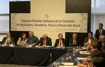 Segunda Reunión Ordinaria de la Comisión de Agricultura, Ganadería, Pesca y Desarrollo Rural