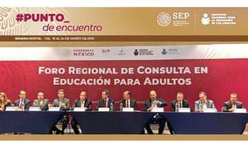 Tercer Foro de Consulta Sobre Educación