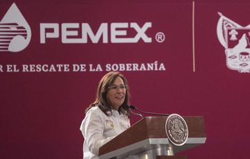 Secretaria de Energía, Rocío Nahle.