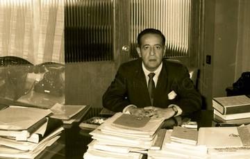 El 19 de marzo de 1985, Jesús Reyes Heroles murió