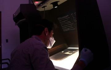 microfilm fue elegido como medida de preservación