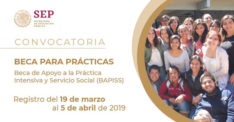 Programa Nacional de Becas 2019