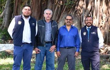 Profesores del Tecnológico de Chalco realizan estancias de investigación en el INEEL.