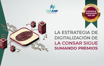 La estrategia de digitalización de la CONSAR sigue sumando premios.