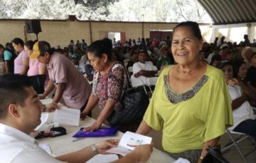 Se apoyarán a 5 municipios de la zona y se atenderán a más de 4 mil familias de la zona norte de Nayarit.