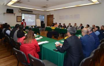 Realiza Procuraduría Agraria Taller de Planeación Estratégica, con el apoyo de la FAO en México