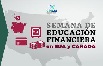 Semana de Educación Financiera en Estados Unidos y Canadá 2019.