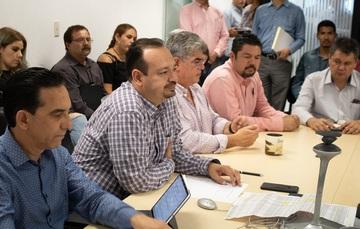 Llama el comisionado Raúl Elenes a atender con calidad a todos los integrantes de la cadena productiva del sector.