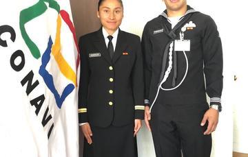 Lupita González y Misael Rodríguez recibieron sus escrituras como reconocimiento tras ser medallistas en Río 2016.