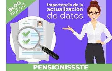 Actualiza tus datos personales
