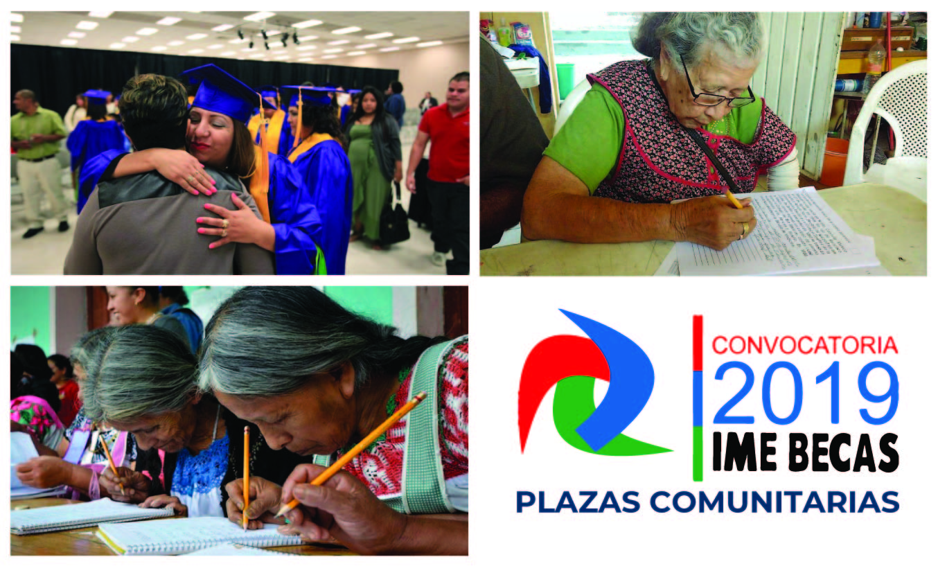 Convocatoria ime becas plazas comunitarias 2019 - Instituto de los mexicanos en el exterior ...
