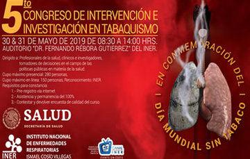 Congreso Tabaquismo