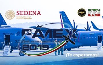 Aviones de la SEDENA.