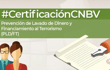 Certificación en materia de PLD/FT