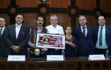 El Premio Mayor de 25 millones de pesos correspondió al billete de No. 52187; el segundo premio por un monto de dos millones de pesos correspondió al billete No. 29638