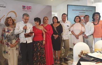 Conmemoran el 50 Aniversario de CIJ en el estado de Guerrero.