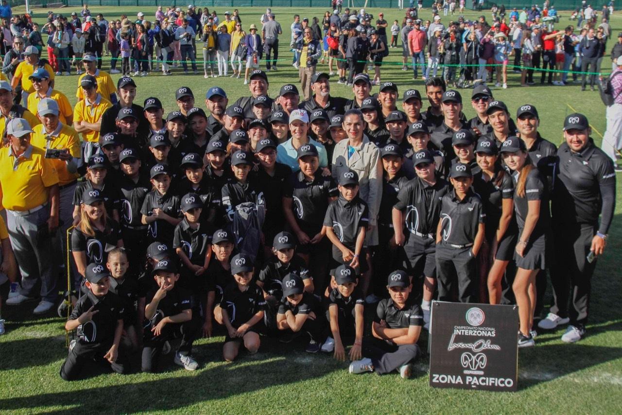 El certamen, que arranca este domingo, contará con la participación de cerca de 377 golfistas del Comité Nacional Infantil.