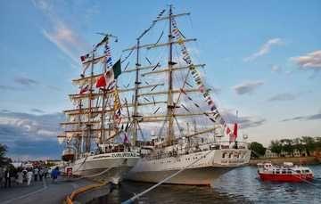 """Crucero de Instrucción """"Europa del Norte 2019."""