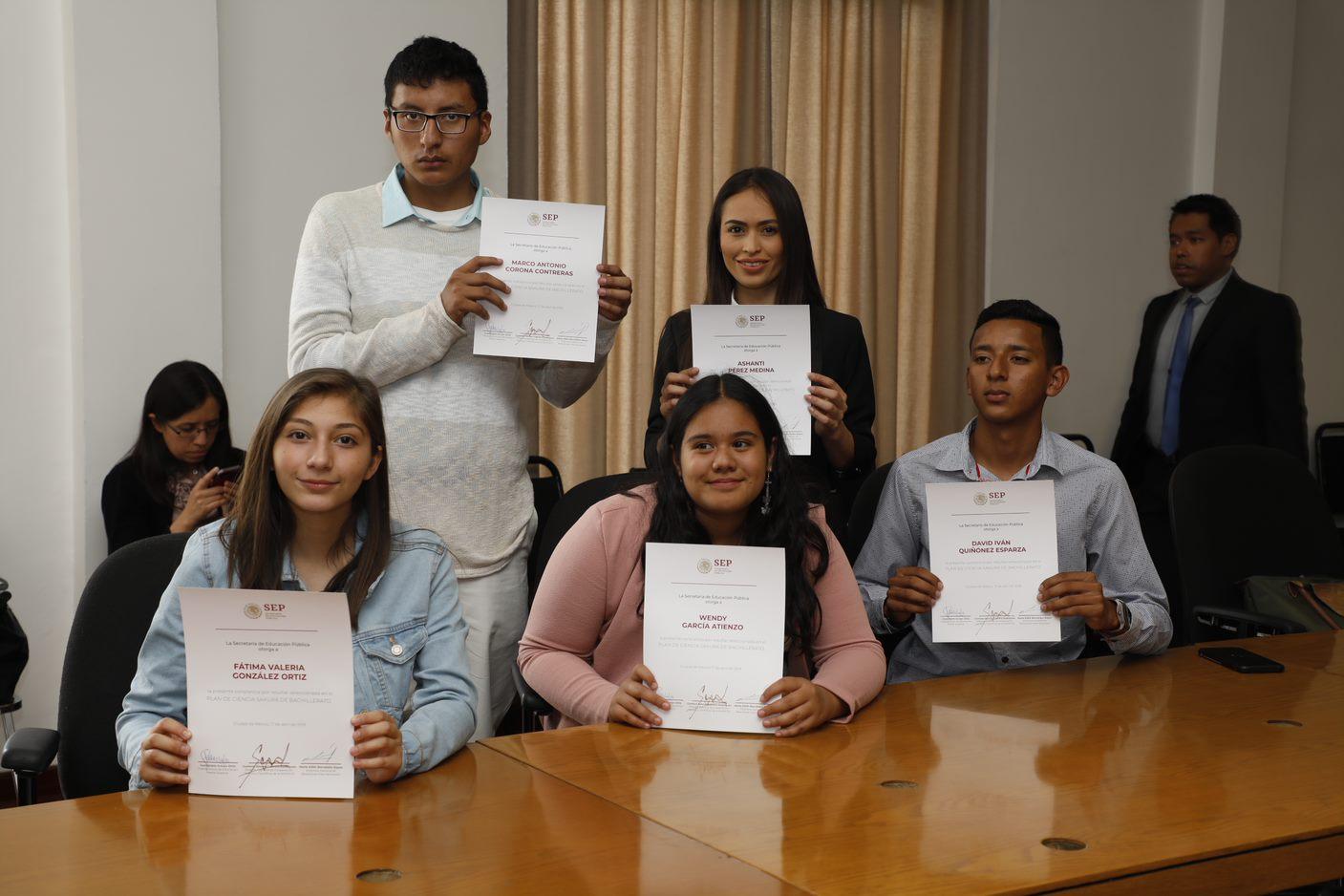 Boletín no. 55 Participarán estudiantes y docentes mexicanos de educación media superior en programa de ciencias en Japón