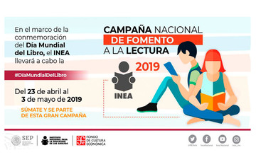 Campaña Nacional de Fomento a la Lectura 2019