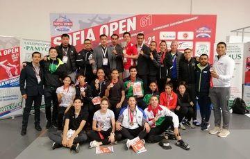 Cosecharon seis preseas doradas, cuatro insignias de plata y tres metales de bronce, en el certamen que sumó puntos a Tokio 2020.