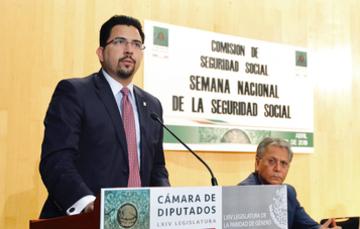 El Seguro Social plasma en su Plan de Trabajo el compromiso renovado del Instituto con la derechohabiencia.