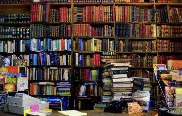 Librerías de viejo.