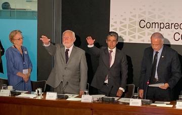 Así planteó el titular de la COFEPRIS, Doctor José Novelo Baeza, al comparecer hoy ante la Comisión
