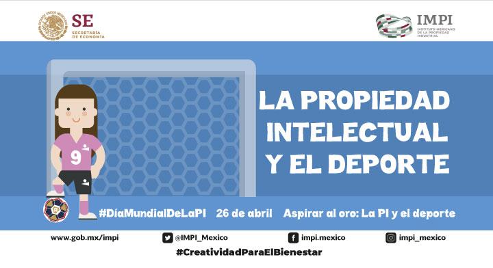 """Día mundial de la Propiedad Intelectual:  """"Aspirar al oro: La Propiedad Intelectual y el deporte"""""""