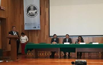 El Centro Nacional de Trasplantes en Coordinación con la Universidad Nacional Autónoma de México  inaugura el Diplomado XLVIII para Coordinadores Hospitalarios de Donación para fortalecer el Subsistema Nacional de Donación y Trasplantes.