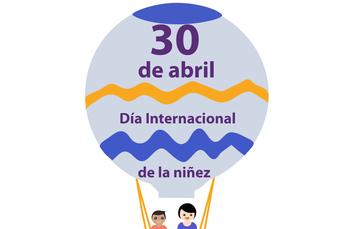 30 de abril. Día Internacional de la Niñez