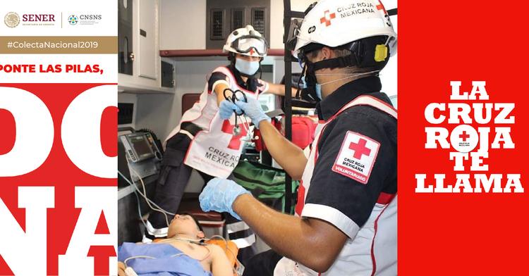 Cruz Roja Colecta 2019