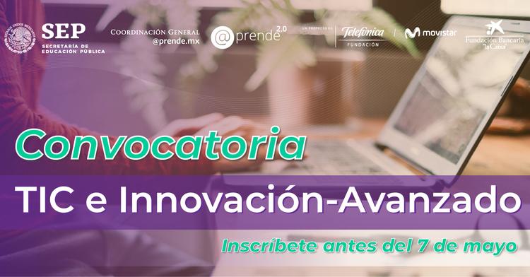 TIC e Innovación-Avanzado