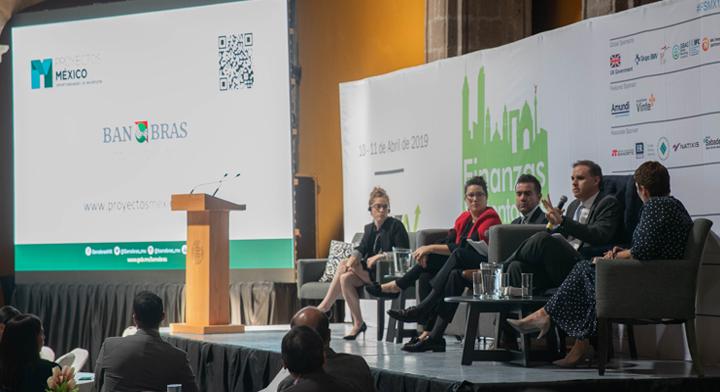 Banobras participó en el foro Finanzas Sustentables MX 2019, el evento más importante del país en materia de financiamiento para combatir el cambio climático
