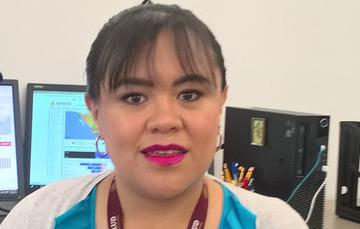 Coordinación de Programas Nacionales contra la Adicción, Nadia Robles Soto.