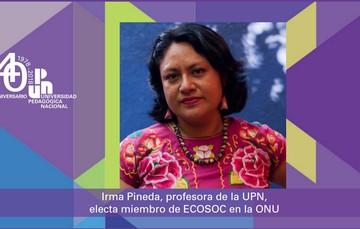 Irma Pineda Santiago.
