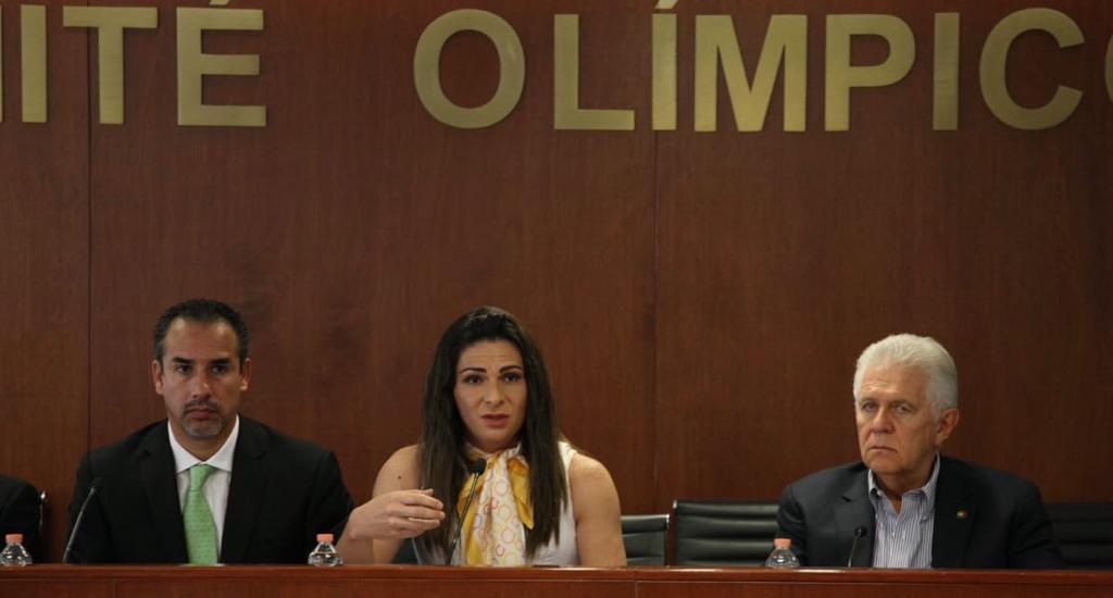 La directora general, Ana Gabriela Guevara aseguró que el presupuesto para la justa continental está garantizado.