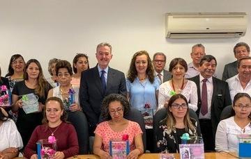 Grupo Directivo con Madres Servidoras Públicas de FIRCO