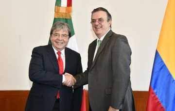 II Reunión del Consejo de la Relación Estratégica México-Colombia