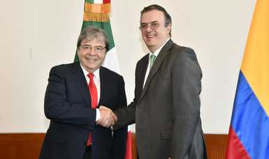 Second Meeting of Mexico-Colombia Strategic Relationship Council