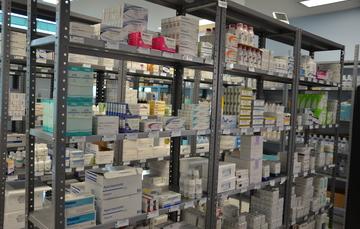 Diversos medicamentos.