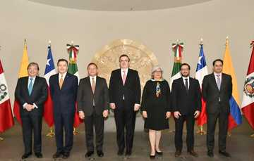 Se llevó a cabo la XXI Reunión del Consejo de Ministros de la Alianza Del Pacífico